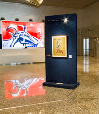 Exhibition organization - Art of the Nations